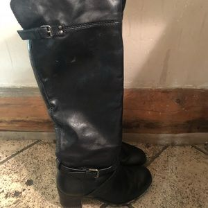 Frye Boots Over The Knee Boot